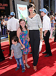 Catherine Bell at Disney's World Premiere of Planes held at the El Capitan Theatre in Hollywood, California on August 05,2013                                                                   Copyright 2013 Hollywood Press Agency