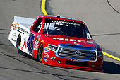 NASCAR Camping World Truck Series<br /> M&M's 200 presented by Casey's General Store<br /> Iowa Speedway, Newton, IA USA<br /> Friday 23 June 2017<br /> Austin Self, Niece Equipment/B&D Industries Toyota Tundra<br /> World Copyright: Russell LaBounty<br /> LAT Images