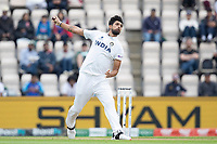 Ishant Sharma in action during India vs New Zealand, ICC World Test Championship Final Cricket at The Hampshire Bowl on 20th June 2021