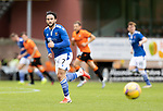 Dundee United v St Johnstone…..01.08.20   Tannadice  SPFL<br />Craig Conway<br />Picture by Graeme Hart.<br />Copyright Perthshire Picture Agency<br />Tel: 01738 623350  Mobile: 07990 594431