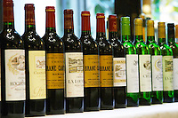 Lurton made wines: Rochemorin, couhins, Brane Cantenac, Dauzac, Bonnet, La Louviere... Bordeaux, France