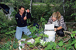 Kris Timmerman & Jodi Yeager Preparing Syringe