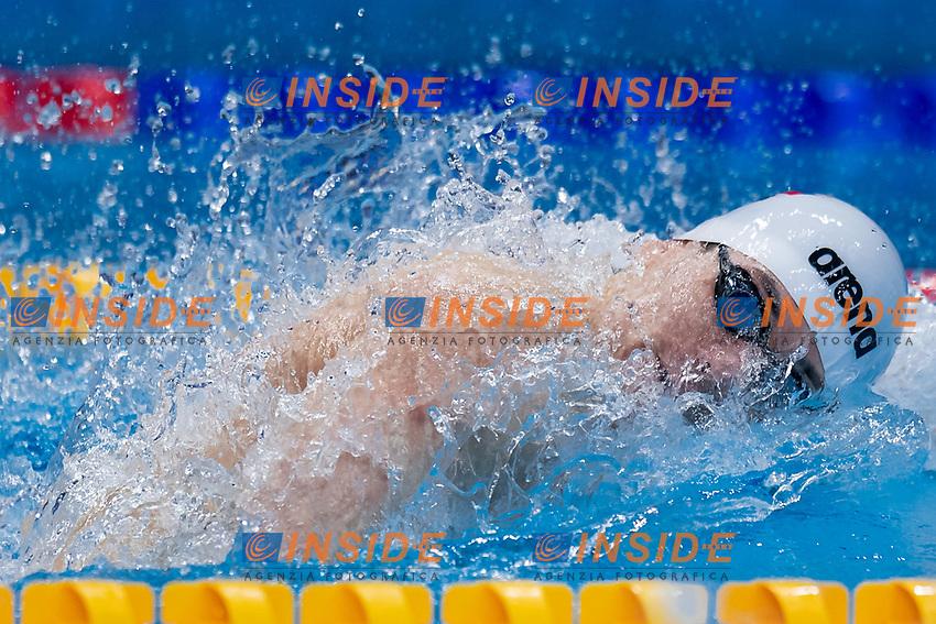 MALYUTIN Martin RUS<br /> 200m Freestyle Men Heats<br /> Swimming<br /> Budapest  - Hungary  20/5/2021<br /> Duna Arena<br /> XXXV LEN European Aquatic Championships<br /> Photo Giorgio Scala / Deepbluemedia / Insidefoto