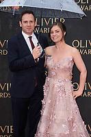 arriving for the Olivier Awards 2018 at the Royal Albert Hall, London<br /> <br /> ©Ash Knotek  D3392  08/04/2018