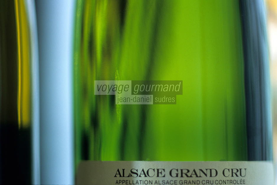 Europe/France/Alsace/68/Haut-Rhin : Dégustation des vins alsace grand cru