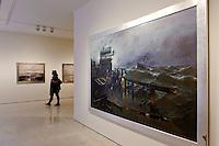 Museo Carmen Thyssen in Malaga, Andalusien, Spanien,  Museum für moderne Malerei,  Bild von Jose Navarro Llorens 1894
