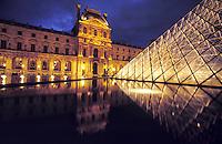 France,Paris. The Louvre.