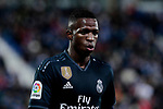 Real Madrid's Vinicius Jr. during  between Real Madrid and CD Leganes at Butarque Stadium in Madrid, Spain. January 16, 2019. (ALTERPHOTOS/A. Perez Meca)