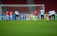 30th May 2021; Beira-Rio, Porto Alegre, Brazil; Brazilian Serie A, Internacional versus Sport Recife; Thiago Neves of Sport Recife shoots and scores his penalty kick goal in the 62th minute 2-1