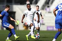 Orlando, FL - Saturday January 05, 2019: 2019 MLS Player Combine at Orlando City Stadium.