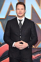 "Chris Pratt<br /> at the ""Guardians of the Galaxy 2"" premiere held at the Hammersmith Apollo, London. <br /> <br /> <br /> ©Ash Knotek  D3257  24/04/2017"