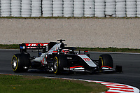 #20 Kevin Magnussen, Haas F1 Team. Italian GP, Formula 1 World championship 2020, Winter testing days #1 2020 Barcelona, 19-21 February 2020.<br /> Photo Federico Basile / Insidefoto