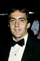 Montreal (QC)CANADA - File Photo, circa 1986- Olympic skater Gaetan Boucher