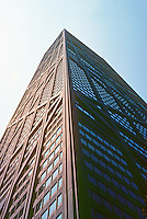Chicago: John Hancock Center, 1969. Skidmore, Owings & Merrill.  Photo '77.