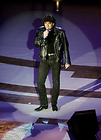 Montreal (Qc) CANADA - File Photo - March 1993 - Patrick Bruel  at the Gala Metrostar,<br /> <br /> -Photo (c)  Images Distribution