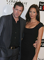 New York 10-25-07, Ed Burns & Christy Turlington,  Photo By John Barrett/PHOTOlink