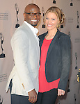 KaDee Strickland and Taye Diggs attends Welcome To ShondaLand: An Evening with Shonda Rhimes & Friends held at The Leonard H. Goldenson Theatre  in North Hollywood, California on April 02,2012                                                                               © 2012 DVS / Hollywood Press Agency