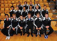 110625 NZ Under-17 Volleyball Team