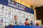 Press conference of the Summer Super 8 at the Macao East Asian Games Dome on July 17, 2018 in Macau, Macau. Photo by Yu Chun Christopher Wong / Power Sport Images