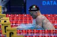 RAZZETTI Alberto ITA Italy<br /> 400m Individual Medley Men Preliminary<br /> Swimming<br /> Budapest  - Hungary  23/5/2021<br /> Duna Arena<br /> XXXV LEN European Aquatic Championships<br /> Photo Giorgio Perottino / Deepbluemedia / Insidefoto