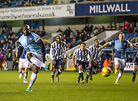 Millwall v Wycombe Wanderers - EFL Trophy - Knockout Stage - 07.12.2016
