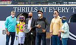 January 30, 2021:  Chess's Dream #1 with jockey Tyler Gaffalione on board, wins the Kitten's Joy GIII Stakes at Gulfstream Park in Hallandale Beach, Florida. LizLamont/Eclipse Sportswire/CSM