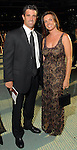 Liz and Brad Ausmus at the Astros Wives Gala at Minute Maid Park Thursday July 31,2008. (Dave Rossman/For the Chronicle)