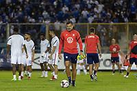 SAN SALVADOR, EL SALVADOR - SEPTEMBER 2: Anthony Hudson of the United States during a game between El Salvador and USMNT at Estadio Cuscatlán on September 2, 2021 in San Salvador, El Salvador.