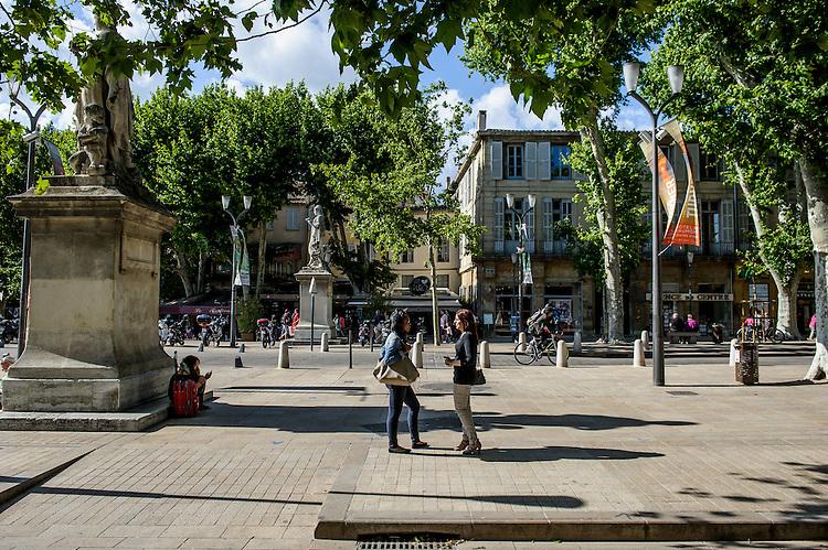 Cours Mirabeau - Aix-en-Provence 2016