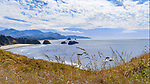 Ecola State Park, on Tillamook Head between Seaside and Canon Beach offers dramatic coastal views.