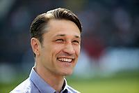 21.04.2018, Commerzbank - Arena, Frankfurt, GER, 1.FBL, Eintracht Frankfurt vs Hertha BSC , <br />Trainer Niko Kovac (Frankfurt) *** Local Caption *** © pixathlon<br /> Contact: +49-40-22 63 02 60 , info@pixathlon.de