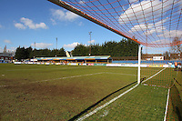 General view of the ground during Braintree Town vs Bromley, Vanarama National League Football at the Avanti Stadium on 25th March 2016
