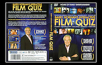 Barry Norman's Interactive Film Quiz - DVD, cover & rear cover - White City, London, W12 - 2006