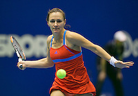 21-12-13,Netherlands, Rotterdam,  Topsportcentrum, Tennis Masters, Olga Kalyuzhnaya (NED)<br /> Photo: Henk Koster