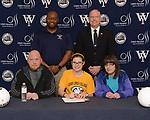 2018 West York February Signing