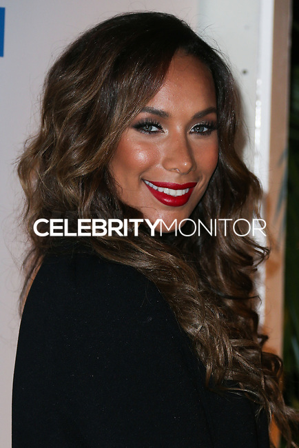 WEST HOLLYWOOD, CA, USA - SEPTEMBER 12: Singer Leona Lewis arrives at the Mercy For Animals 15th Anniversary Gala held at The London West Hollywood Hotel on September 12, 2014 in West Hollywood, California, United States. (Photo by Xavier Collin/Celebrity Monitor)
