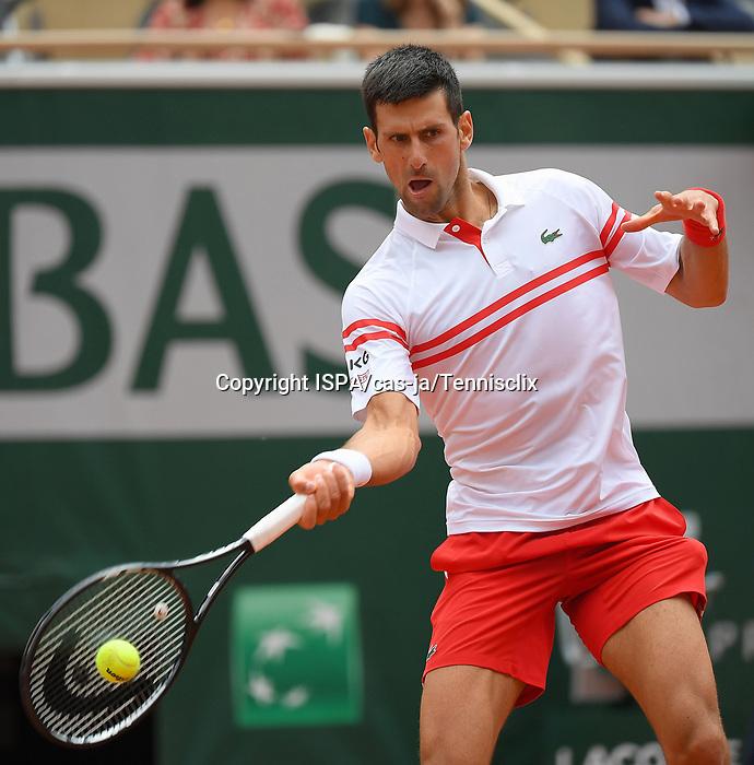Djokovic Defeats Musetti
