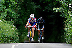 Pix: Shaun Flannery/shaunflanneryphotography.com<br /> <br /> COPYRIGHT PICTURE>>SHAUN FLANNERY>01302-570814>>07778315553>><br /> <br /> 23rd June 2013.<br /> Doncaster Wheelers Cycling Club.<br /> The Danum Trophy Road Race.<br /> Doncaster Wheelers Robert Watkinson.