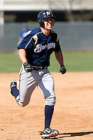 Michael Roberts - Milwaukee Brewers - 2009 spring training.Photo by:  Bill Mitchell/Four Seam Images