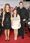 Kelly Preston, Ella Bleu Travolta and John Travolta at Disney's World Premiere of Old Dogs held at The El Capitan Theatre in Hollywood, California on November 09,2009                                                                   Copyright 2009 DVS / RockinExposures