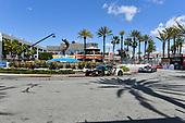 2017 IMSA WeatherTech SportsCar Championship<br /> BUBBA burger Sports Car Grand Prix at Long Beach<br /> Streets of Long Beach, CA USA<br /> Saturday 8 April 2017<br /> 86, Acura, Acura NSX, GTD, Oswaldo Negri Jr., Jeff Segal<br /> World Copyright: Richard Dole/LAT Images<br /> ref: Digital Image RD_LB17_312
