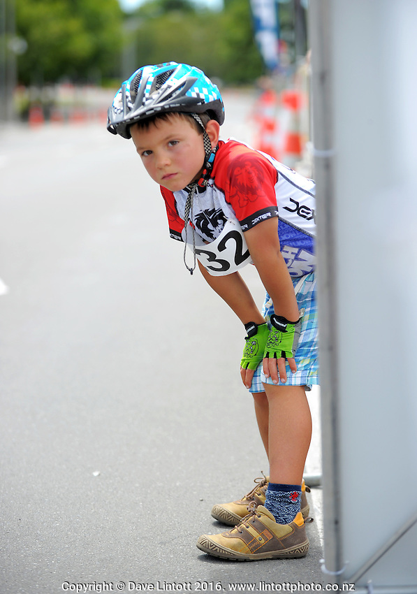 Huri Huri Bike Festival in Masterton, New Zealand on Saturday, 23 January 2016. Photo: Dave Lintott / lintottphoto.co.nz