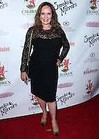 BEVERLY HILLS, CA, USA - SEPTEMBER 13: Catherine Bach arrives at the Brent Shapiro Foundation For Alcohol And Drug Awareness' Annual 'Summer Spectacular Under The Stars' 2014 held at a Private Residence on September 13, 2014 in Beverly Hills, California, United States. (Photo by Xavier Collin/Celebrity Monitor)