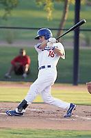 John Cannon - 2012 AZL Dodgers (Bill Mitchell)