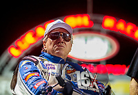 Aug 30, 2019; Clermont, IN, USA; NHRA funny car driver John Force during qualifying for the US Nationals at Lucas Oil Raceway. Mandatory Credit: Mark J. Rebilas-USA TODAY Sports