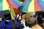 Graduation: Faculty