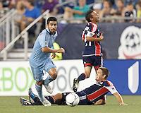 New England Revolution vs Sporting Kansas City, August 04, 2012