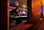 Victoria Bar is the place for cheap beer, pool tables and shuffleboard. Michael Brands for The New York Times.