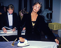Lauren Hutton 1988 Photo by Adam Scull-PHOTOlink.net