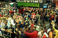 Hectic activity at Chicago Board of Trade